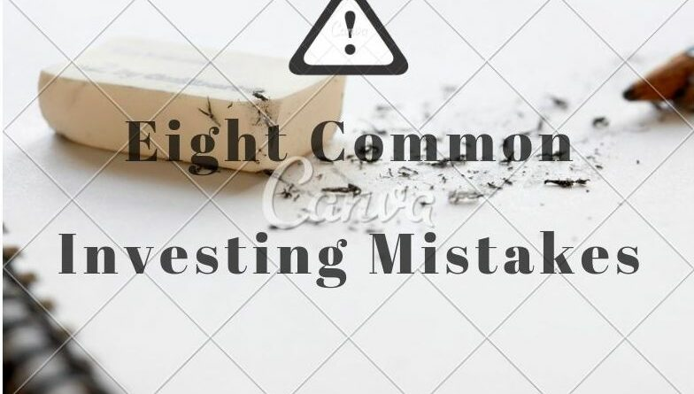 Investing Mistakes